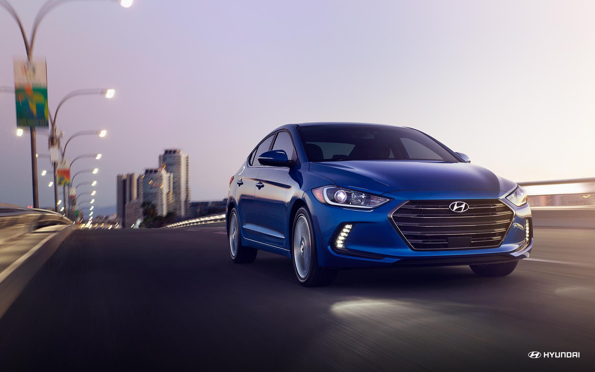 2018-Hyundai-Elantra-hd-wallpaper-2018-Hyundai-Elantra-blue-color-on-road-images